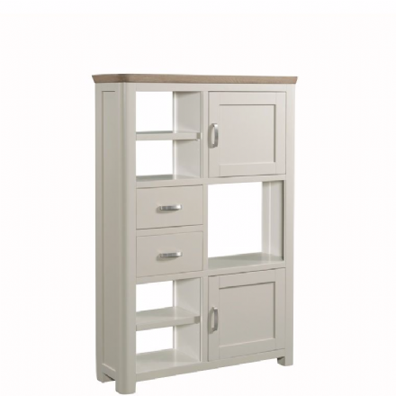 Treviso Painted High Display Unit